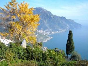 Amalfi Coast from Ravello