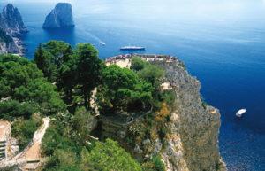 Augustus Garden, Capri