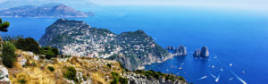 Capri and Sorrento Coast